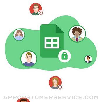 Google Sheets iphone image 2