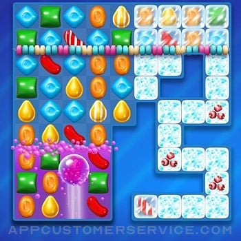 Candy Crush Soda Saga iphone image 1