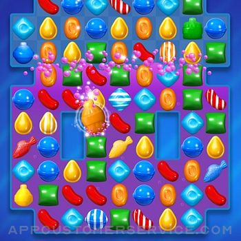 Candy Crush Soda Saga iphone image 3