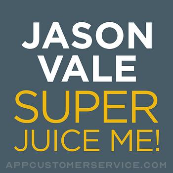 Jason Vale's Super Juice Me! Customer Service