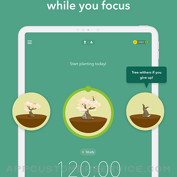 Forest - Your Focus Motivation ipad image 4