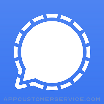 Signal - Private Messenger Customer Service