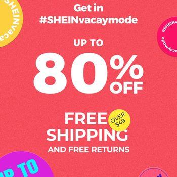 SHEIN-Fashion Shopping Online ipad image 1