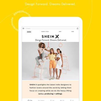 SHEIN-Fashion Shopping Online ipad image 4