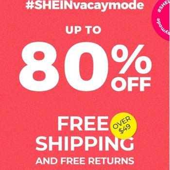 SHEIN-Fashion Shopping Online iphone image 1