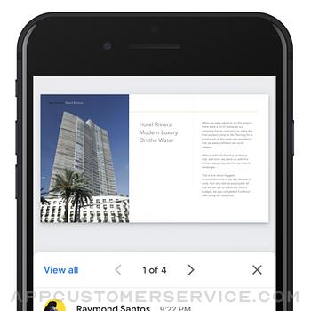 Google Slides iphone image 3