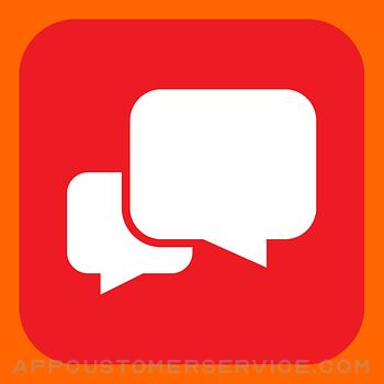 Message+ Customer Service