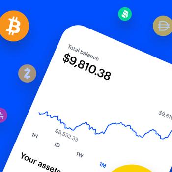 Coinbase – Buy & sell Bitcoin iphone image 1