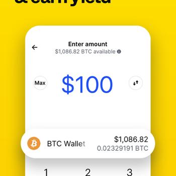 Coinbase – Buy & sell Bitcoin iphone image 3