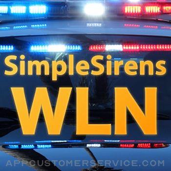 SimpleSirens WLN Customer Service
