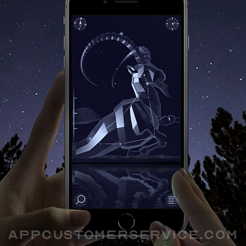 Star Walk 2: The Night Sky Map iphone image 1
