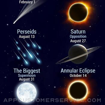 Star Walk 2: The Night Sky Map iphone image 2