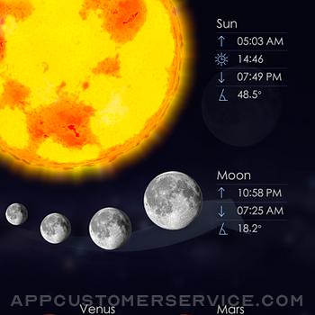 Star Walk 2: The Night Sky Map iphone image 3