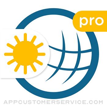 Weather & Radar USA Pro Customer Service