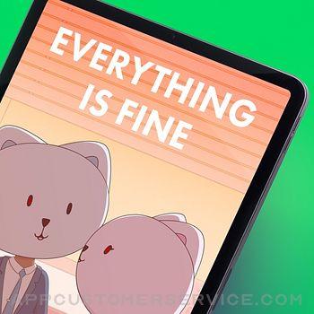 WEBTOON: Comics ipad image 2