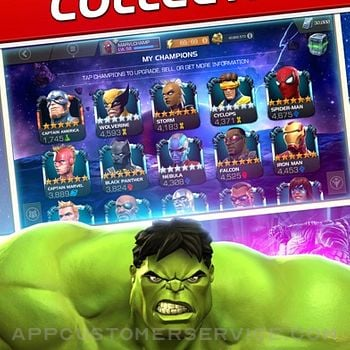 Marvel Contest of Champions iphone image 1
