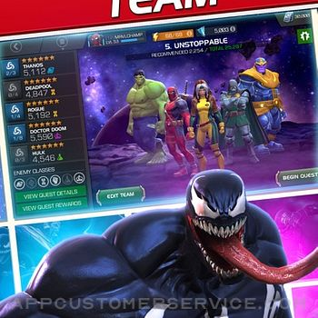 Marvel Contest of Champions iphone image 3