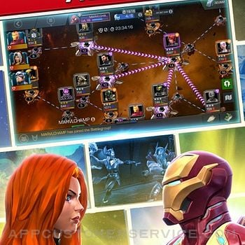 Marvel Contest of Champions iphone image 4