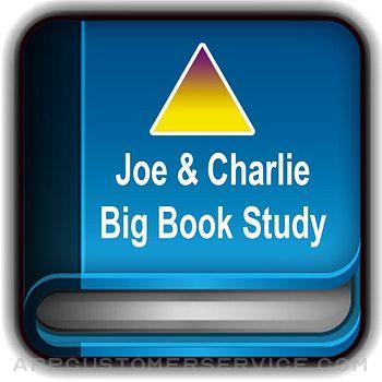 Joe & Charlie Big Book Alcoholics Anonymous Customer Service