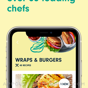 Forks Plant-Based Recipes iphone image 2