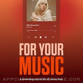 TIDAL Music ipad image 1