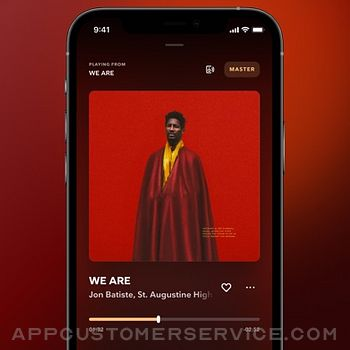 TIDAL Music iphone image 2