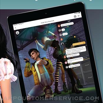 IMVU: 3D Avatar Creator & Chat ipad image 3