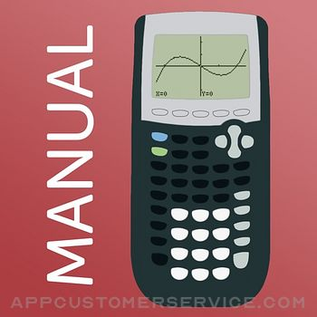 TI 84 Graphing Calculator Man. Customer Service