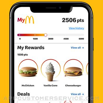 McDonald's iphone image 1