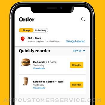 McDonald's iphone image 2