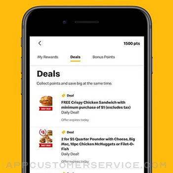 McDonald's iphone image 3