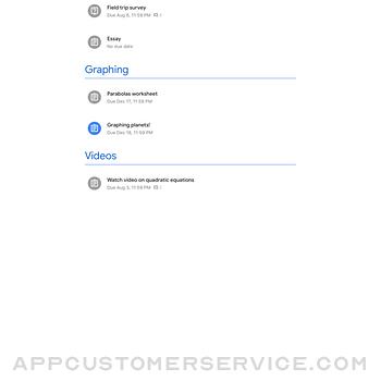 Google Classroom ipad image 2