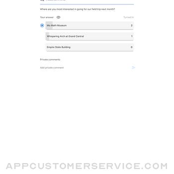 Google Classroom ipad image 4