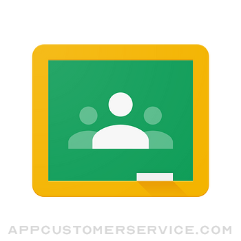 Google Classroom Customer Service