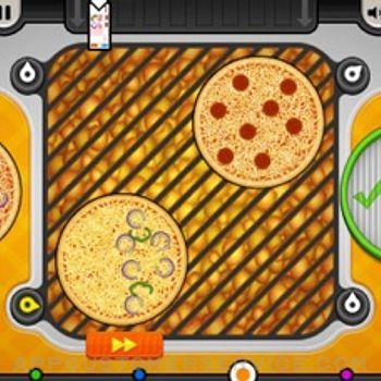Papa's Pizzeria To Go! iphone image 3