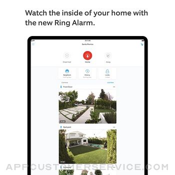 Ring - Always Home ipad image 2
