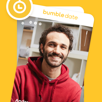 Bumble - Dating & Meet People iphone image 4