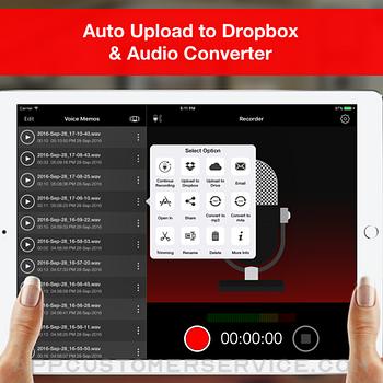 Voice Recorder - Audio Record ipad image 3
