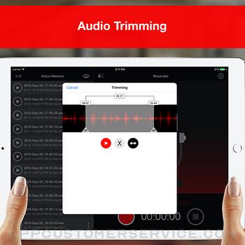 Voice Recorder - Audio Record ipad image 4
