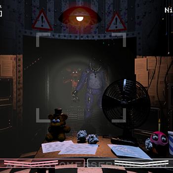 Five Nights at Freddy's 2 ipad image 1
