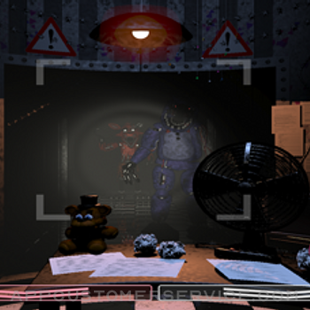 Five Nights at Freddy's 2 iphone image 1