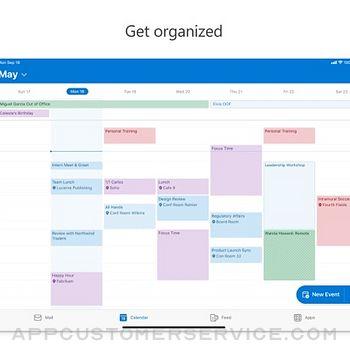 Microsoft Outlook ipad image 2