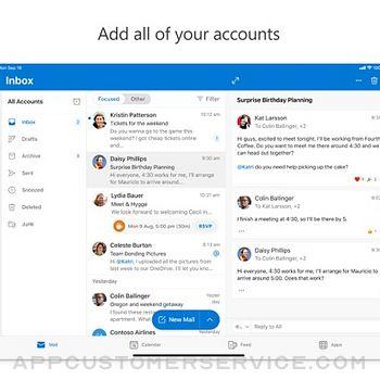 Microsoft Outlook ipad image 4
