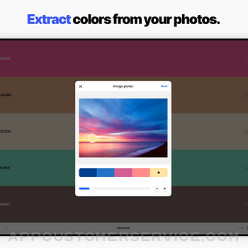 Coolors ipad image 3