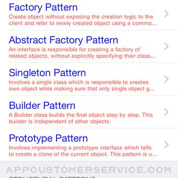 Design Patterns for Java/J2EE iphone image 1