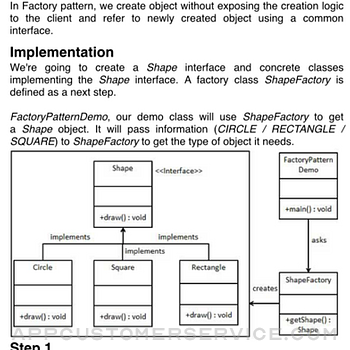 Design Patterns for Java/J2EE iphone image 2