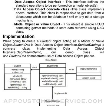 Design Patterns for Java/J2EE iphone image 3