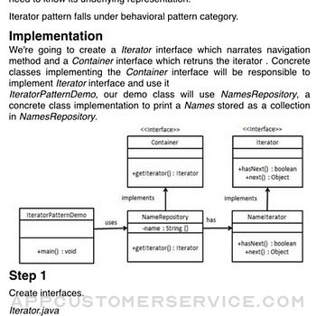 Design Patterns for Java/J2EE iphone image 4