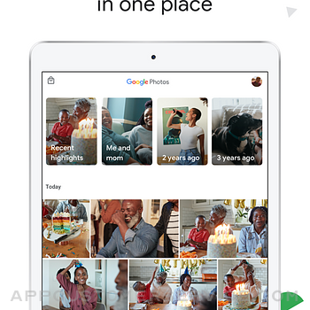 Google Photos ipad image 1