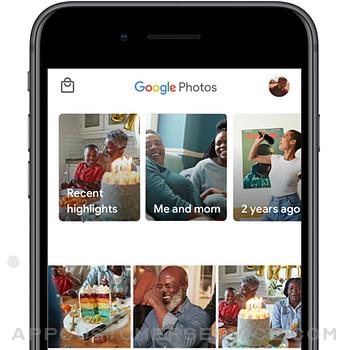 Google Photos iphone image 1